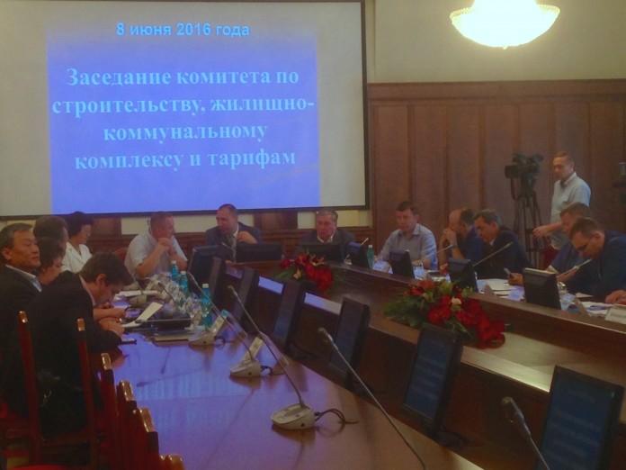 Миниатюра для: Майис Мамедов настоял на рассмотрении законопроекта о предоставлении жилья по соцнайму сразу в двух чтениях