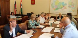Облизбирком назначил довыборы в заксобрание Новосибирской области Фото izbirkomnso.ru