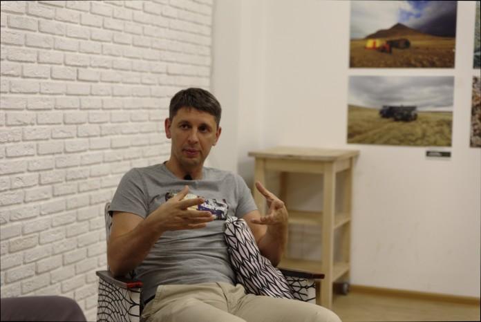 Миниатюра для: «Континент Сибирь» провел встречу с Сергеем Бучиком в рамках цикла мастер-классов с участием новосибирских бизнесменов