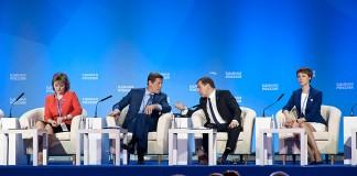 Председатель ЕР Дмитрий Медведев поддержал проект резолюции форума. Этот документ станет составной частью партийной программы на предстоящих выборах в Госдуму