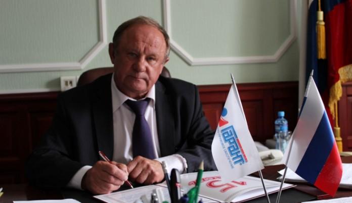 Миниатюра для: «ЕР» сообщила о приостановлении членства в партии Виктора Облогина