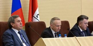 Владимир Городецкий призвал парламентариев скорее назначить день для специальных слушаний, где можно будет получить все ответы от экспертов