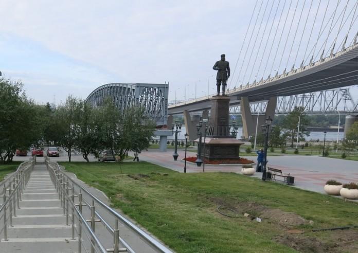 Избирком утвердил заявку на референдум по строительству четвертого моста в Новосибирске
