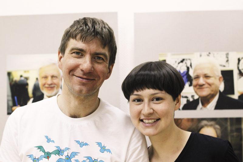 Антон Веселов и Анна Галеева