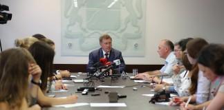 Мэрия Новосибирска стремится пресекать самовольное строительство
