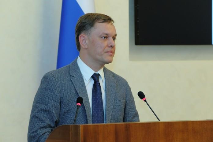 Миниатюра для: Александр Бойко передал бразды правления собственным бизнесом Денису Вершинину