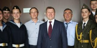 Новосибирск развивает сотрудничество с Белоруссией в сфере патриотического воспитания