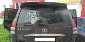 В Новосибирской области обстреляна машина депутата