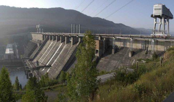 Миниатюра для: «Богучанская ГЭС» в первом полугодии 2016 года увеличило выработку на 8,8%