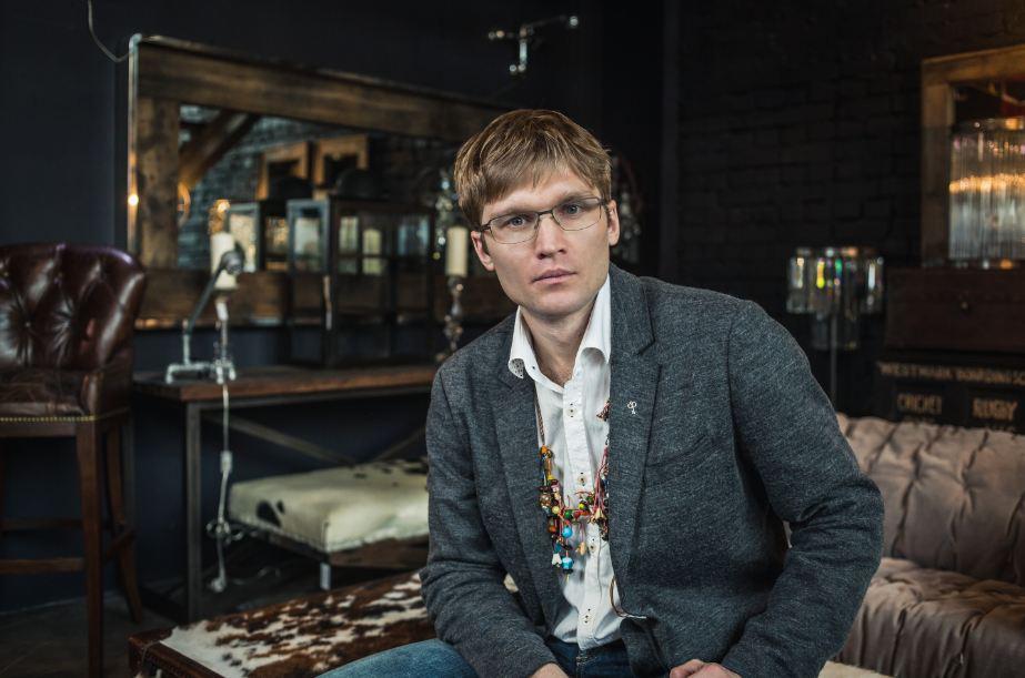 Сооснователь «Клаустрофобии» Богдан Кравцов