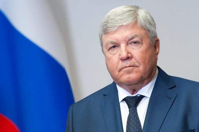 Николай Рогожкин был полпредом президента РФ в СФО с мая 2014 года