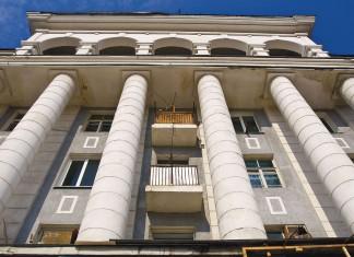 Дом грузчиков