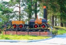 Новосибирский музей железнодорожной техники им. Н. А. Акулинина