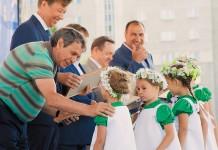 В Новосибирской области отметили День строителя
