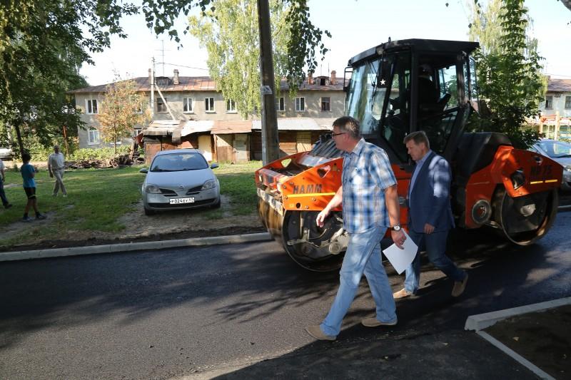 Мэрия Новосибирска сэкономила на 27 дворов
