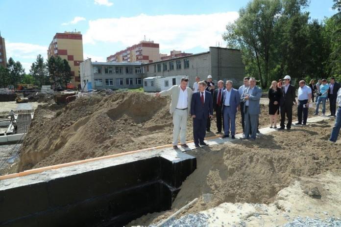 новая школа в Новосибирске