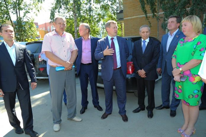 В Новосибирске благоустроили новый детский садик