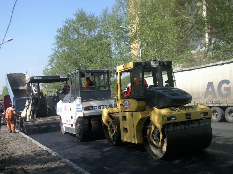 Новосибирцы смогут выбрать дорогу для ремонта