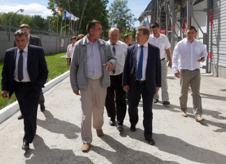 В Новосибирске начали строить еще одну школу
