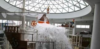 Новосибирский аквапарк