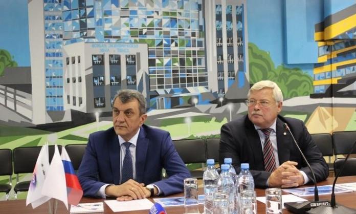 Полпред в СФО оценил особую экономическую зону «Томск»
