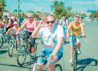 сибирский велопробег-2016