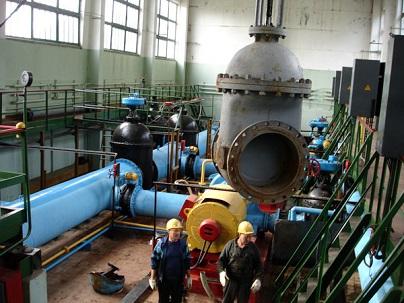 Миниатюра для: НСО ищет подрядчика для реконструкции насосно-фильтровальной станции в Куйбышеве за 49 млн руб