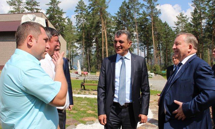 Полпред в СФО оценил туристический потенциал Алтайского края