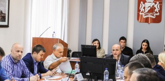 Депутаты Новосибирского горсовета