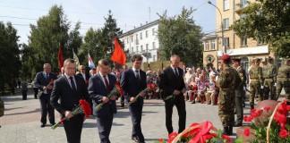 В Новосибирске прошел митинг, посвященный подвигу ленинградских блокадников