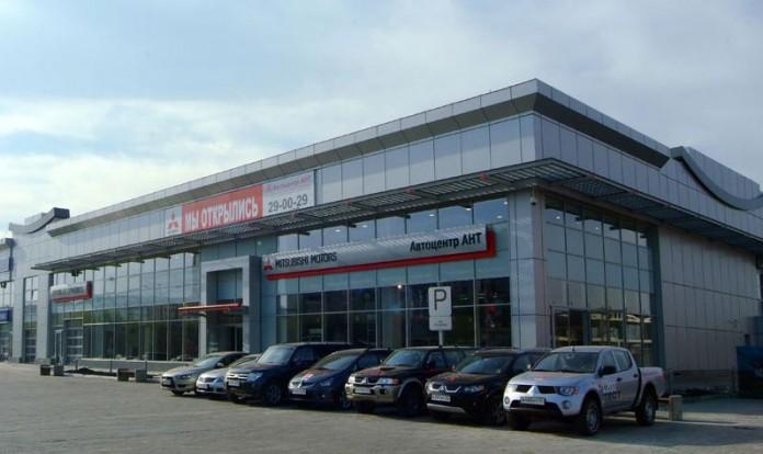 Миниатюра для: ТОП-10 самых крупных автодилеров Сибири возглавил алтайский авторитейлер АНТ