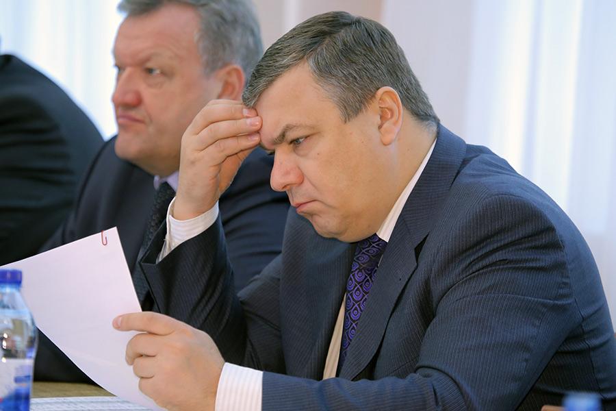 Геннадий Захаров и Борис Буреев (слева направо) Фото Михаила Перикова