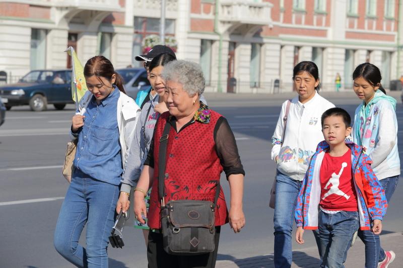 Ссамого начала года вПриморье побывало 150 тыс. китайских туристов