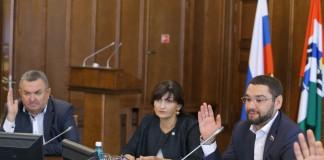 Депутаты не согласовали референдум по четвертому мосту в Новосибирске