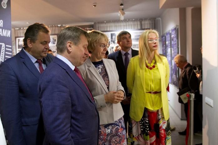 В Новосибирске открылся музей документального кино
