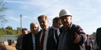 В Новосибирске укрепляют берега малых рек