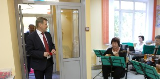 В Новосибирске открыта новая музыкальная школа
