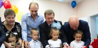 В Новосибирске продолжается работа по обеспечению детей местами в детских садах
