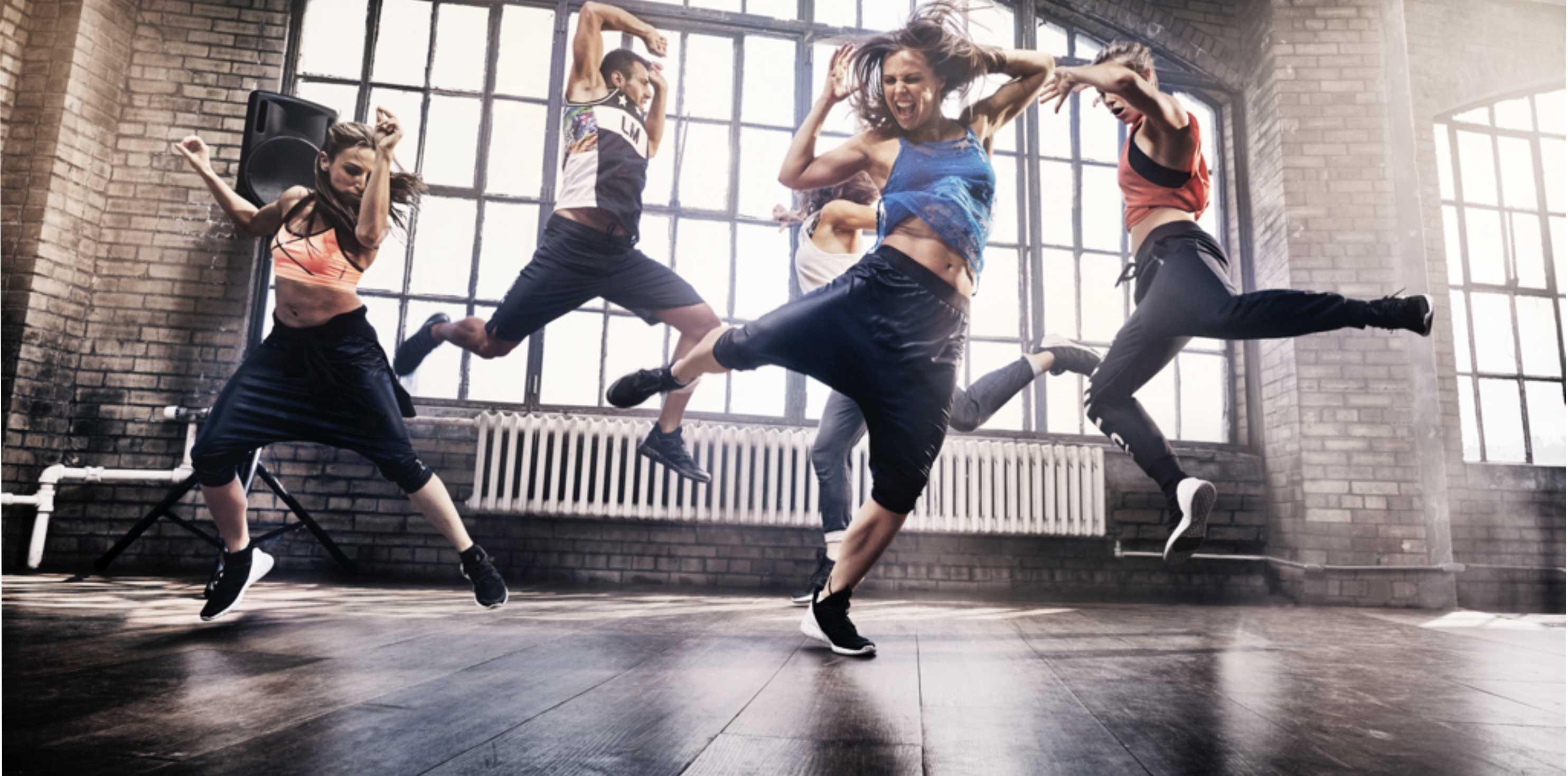 фитнес группы