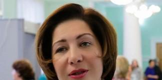 начальник департамента по социальной политике мэрии города Новосибирска Ольга Незамаева