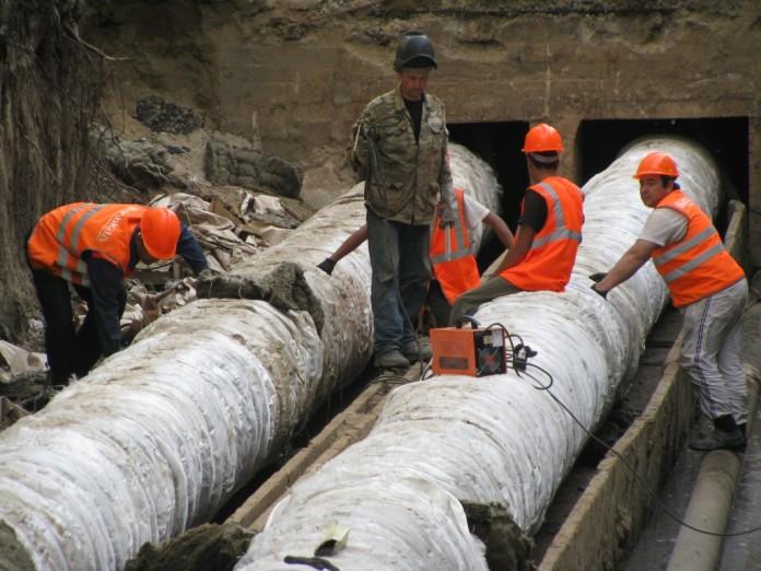 Миниатюра для: Региональное правительство внесло в ЗС проект о сокращении предприятий коммунального комплекса Новосибирской области