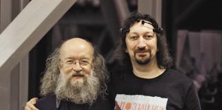 Сергей Летов и Роман Столяр