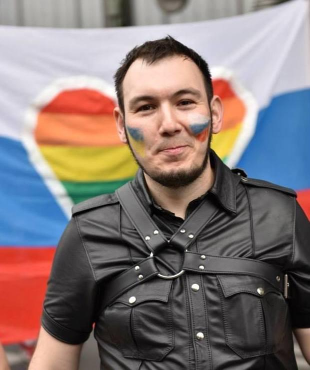 Булат Барантаев. Фото - facebook.com
