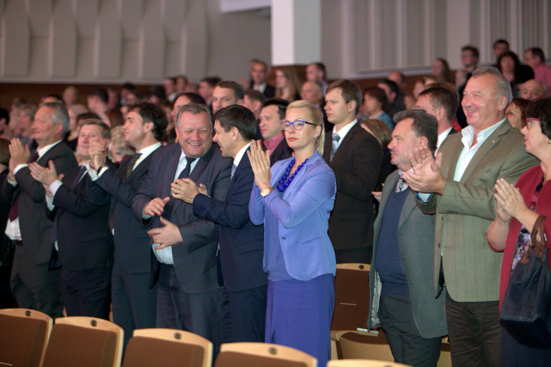 В Новосибирске отметили день немецкого единства