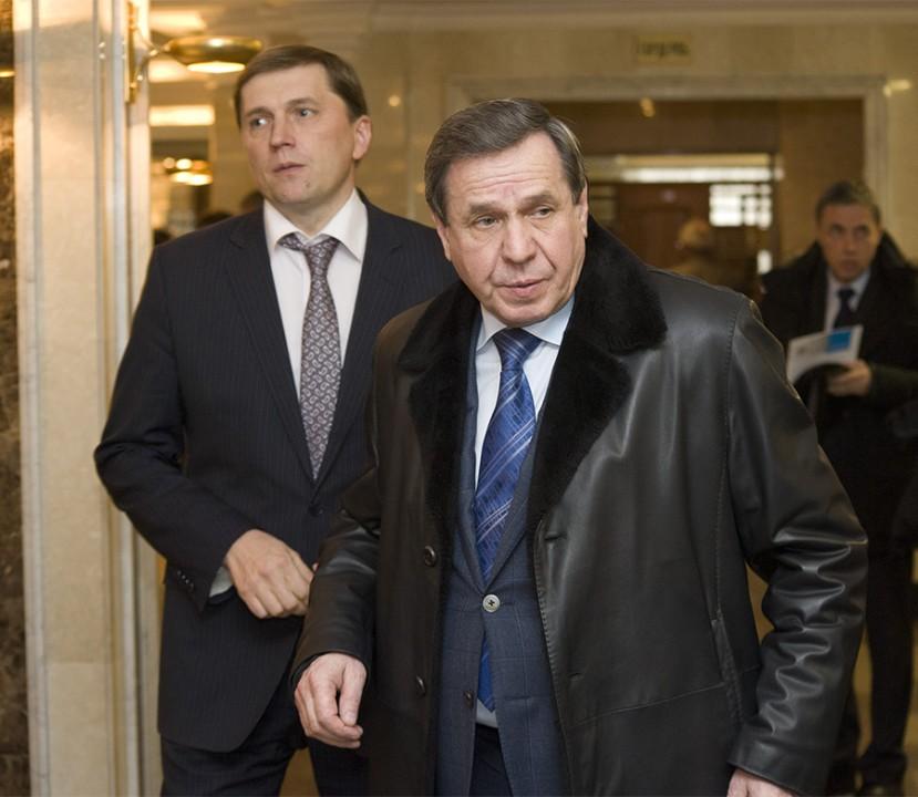 Виктор Игнатов и Владимир Городецкий