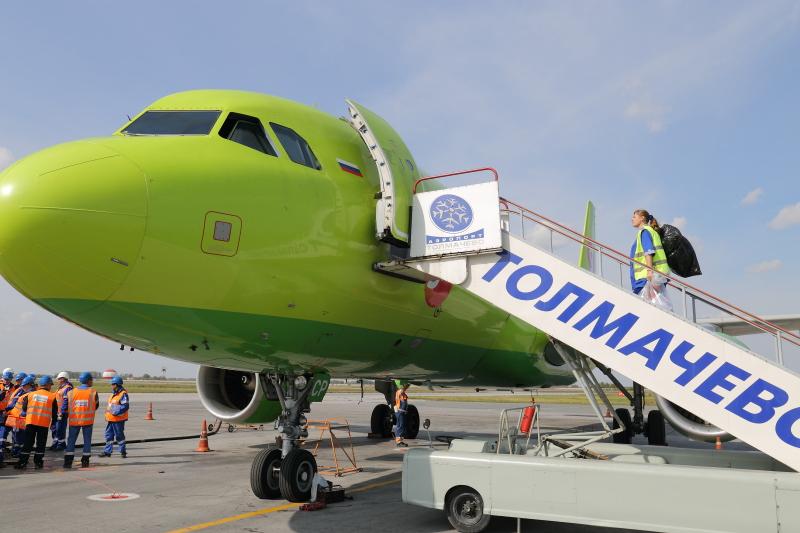 Новосибирская область иБеларусь несмогли добиться восстановления рейса Новосибирск