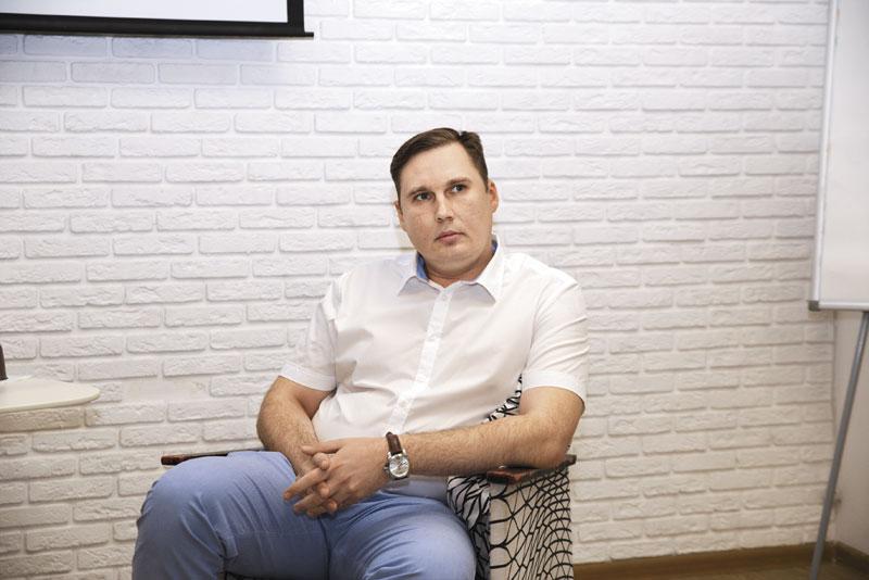 Глава сети постгарантийного обслуживания автомобилей Fit Service Данил Соловьев