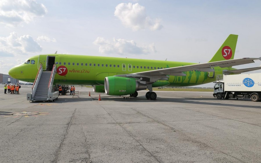 S7 Airlines полетит вТурин, Зальцбург, Инсбрук иШамбери