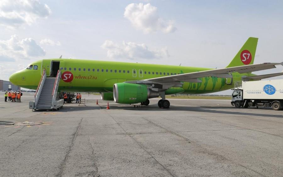 Самарский аэропорт Курумоч переходит назимнее расписание: есть новинки