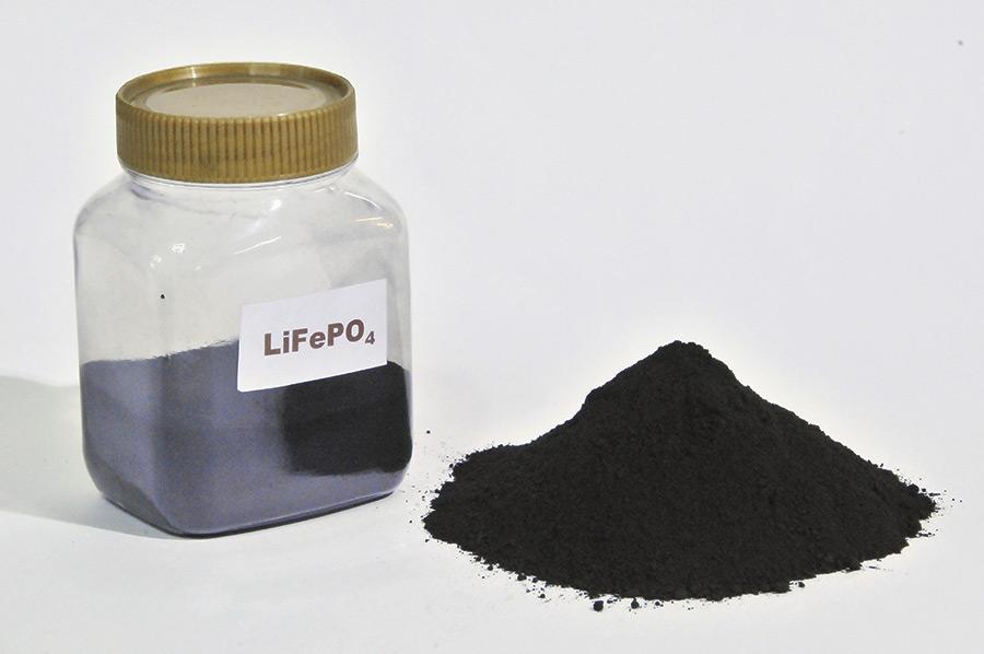 Катодные материалы для аккумуляторов на основе железофосфата лития — перспективный продукт